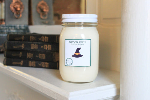 Potion Spice Candle