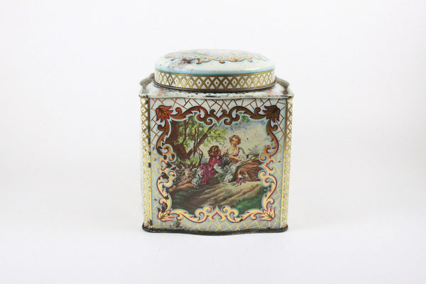 Pick the Scent -  Lovers Scene Tin Candle
