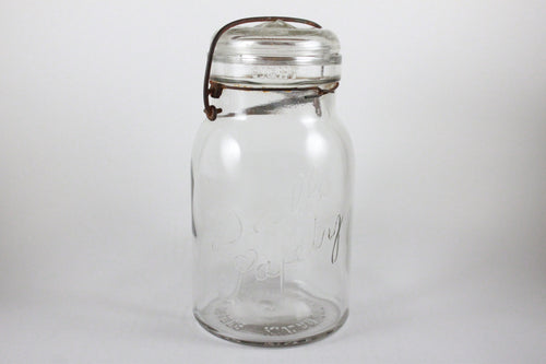 Pick the Scent -  Cursive Double Safety Jar Candle