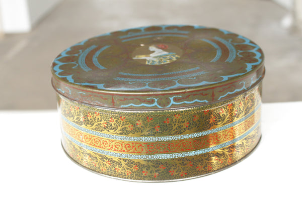 Pick the Scent - Fruit Cake Tin Candle
