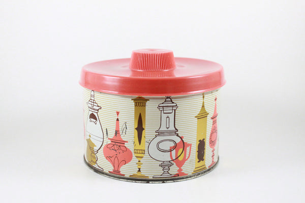 Pick the Scent - Retro Mrs. Leland's Candy Tin Candle