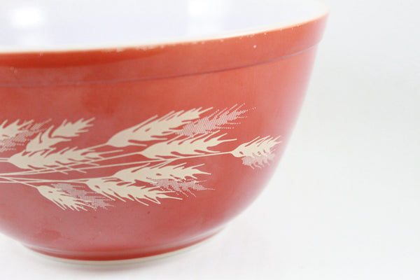 Pick the Scent - Autumn Harvest Pyrex Candle