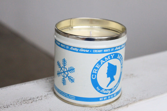 Pick the Scent - Betty Anne Mints Tin Candle