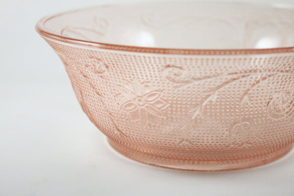 Pick the Scent - Detailed Pink Bowl Candle