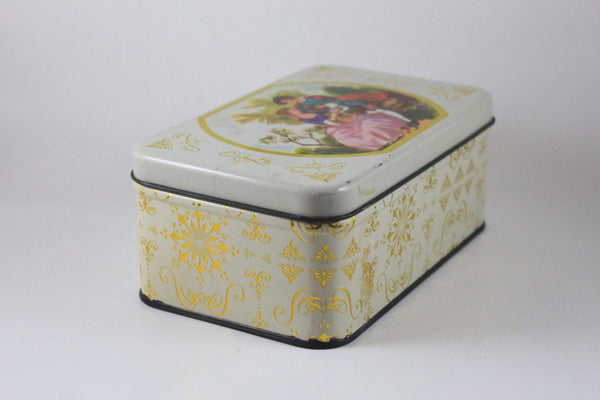 Pick the Scent - Vintage Romance Tin Candle