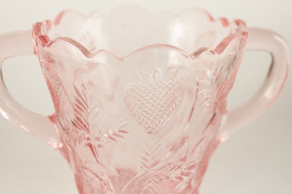 Pick the Scent - Pink Strawberry Glass Candle