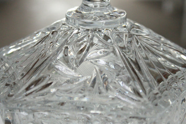 Pick the Scent - Clear Detailed Candy Dish Candle
