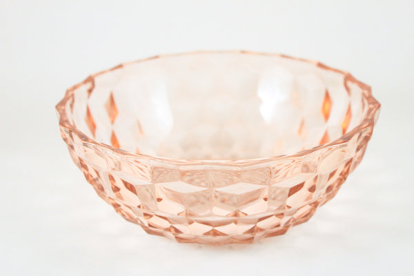 Pick the Scent - Pink Geometric Bowl Candle