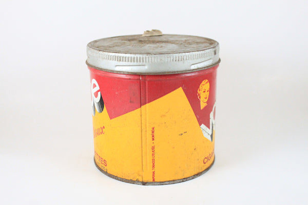 Pick the Scent - Vogue Tobacco Tin Candle
