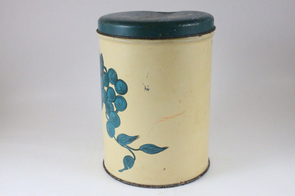 Pick the Scent - White & Blue Berry Tin Candle