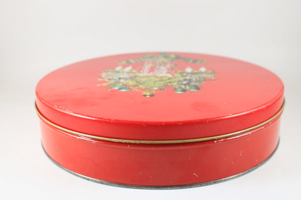 Pick the Scent - Large Mid-Century Holiday Chandelier Tin Candle