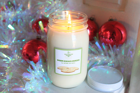 Christmas Tree Candle