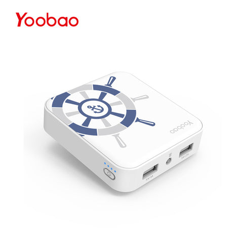 10400mAh Dual USB Portable Device Charger
