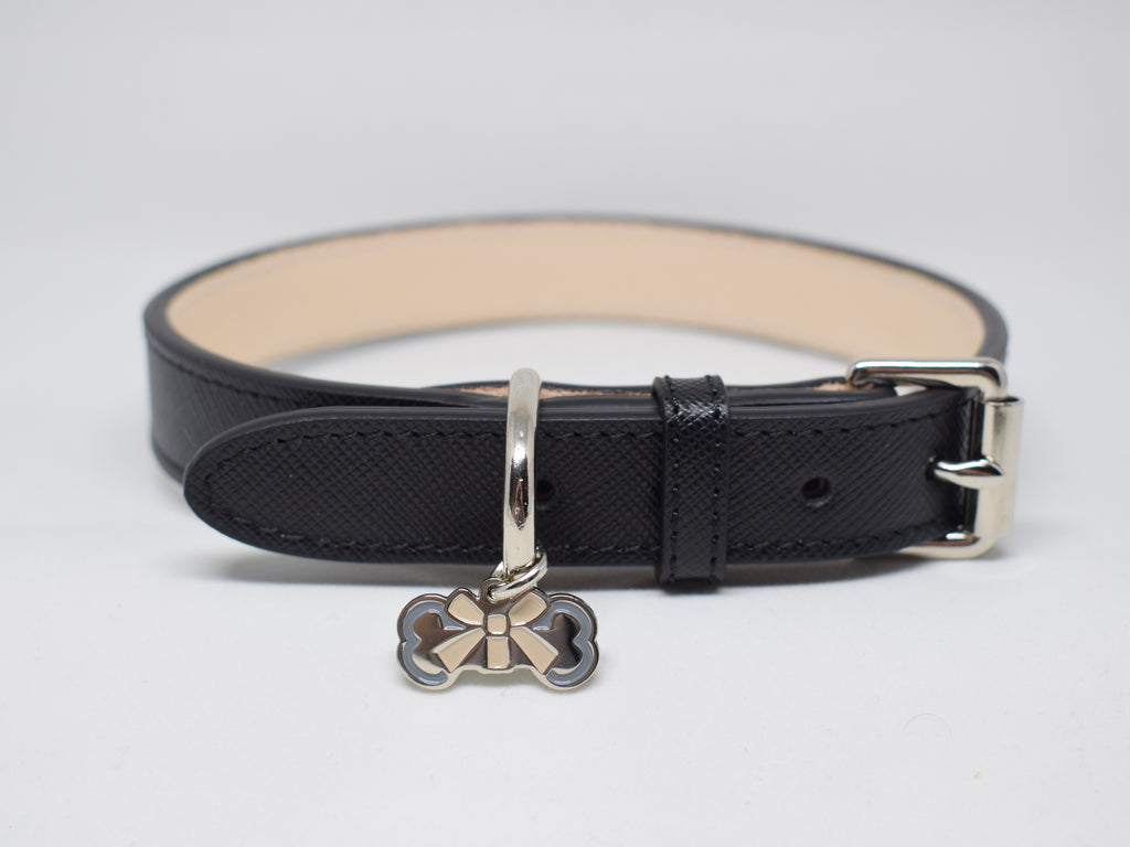 New Cheltenham Collar Black