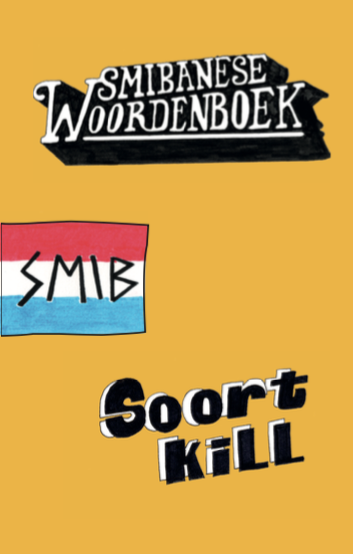 Smibanese Woordenboek 2e druk [SOLD OUT]