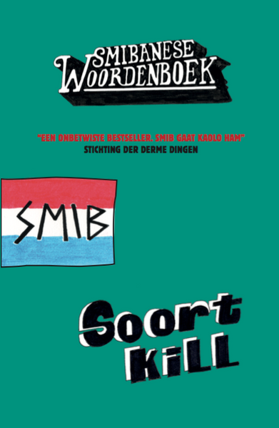 Smibanese Woordenboek 3e druk | TURQOISE EDITION [SOLD OUT]
