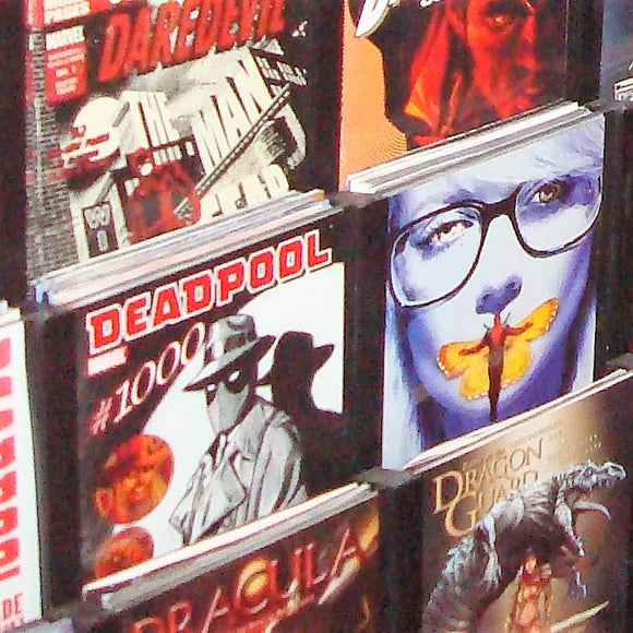 Comics, Magazines & Playbills