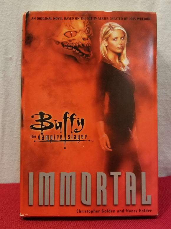 Buffy: Immortal