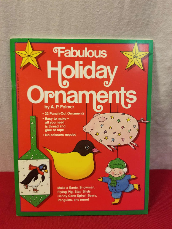 Fabulous Holiday Ornaments