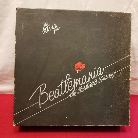 Beatlemania Trivia Game