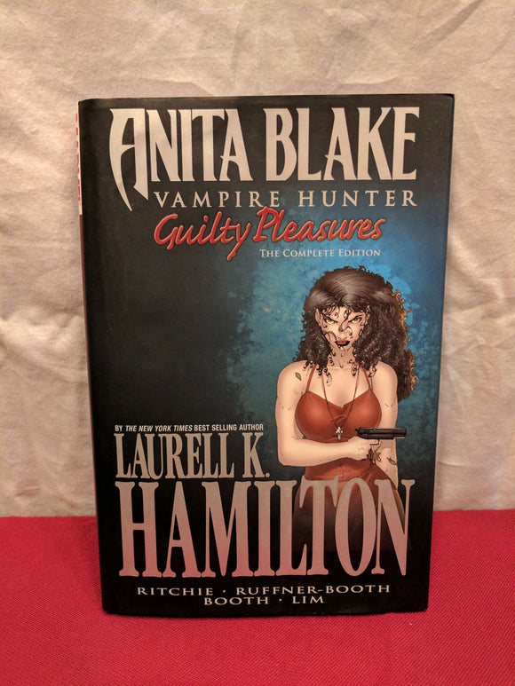 Anita Blake: Guilty Pleasures (Graphic Novel)