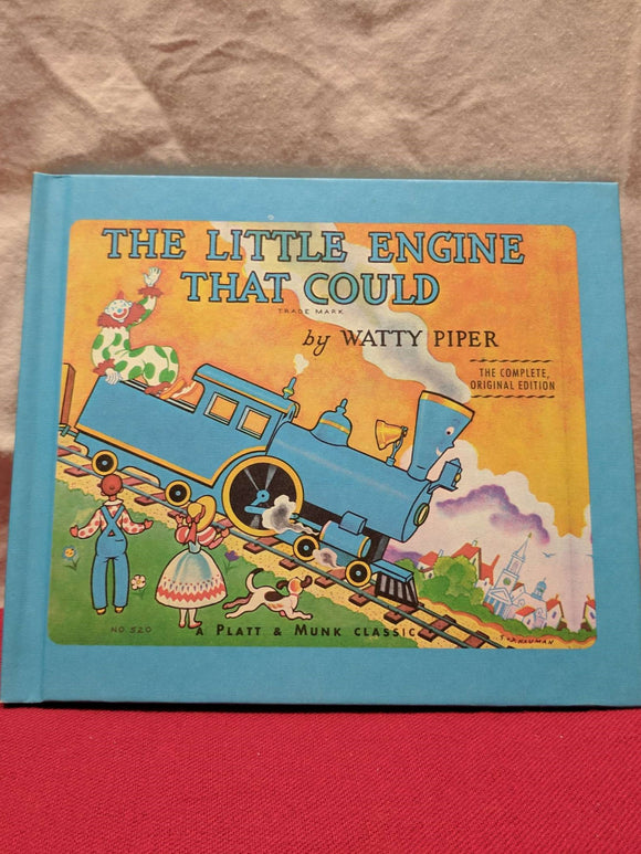 The Little Engine That Could (BCE)