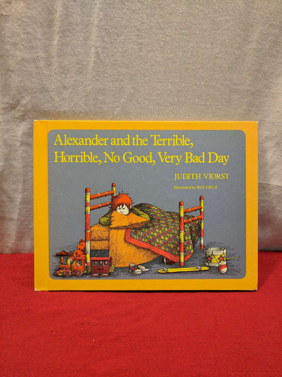 Alexander and the Terrible, Horrible, No Good, Very Bad Day (BCE)
