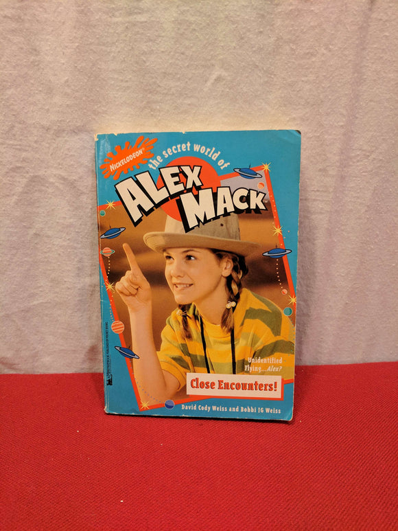 Alex Mack: Close Encounters