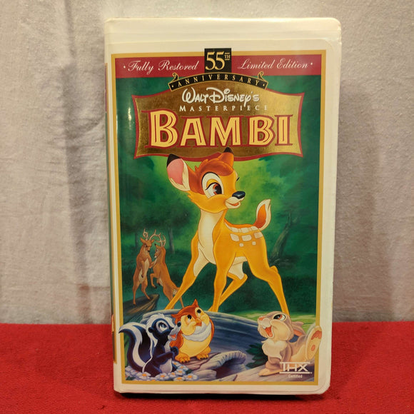 Bambi (Masterpiece)