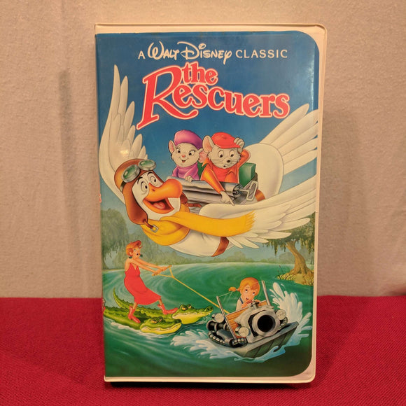 The Rescuers (Black Diamond)