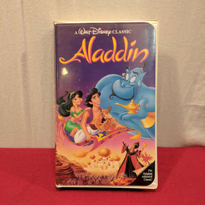 Aladdin (Black Diamond)