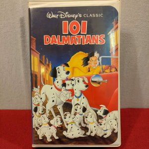 101 Dalmatians (Black Diamond)