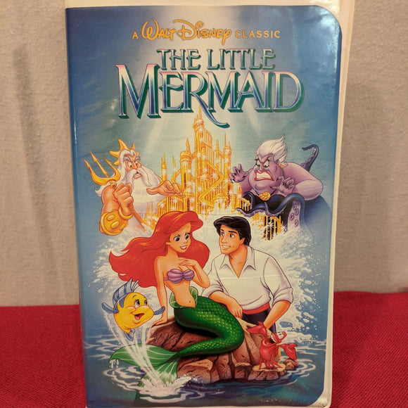 The Little Mermaid (Black Diamond)