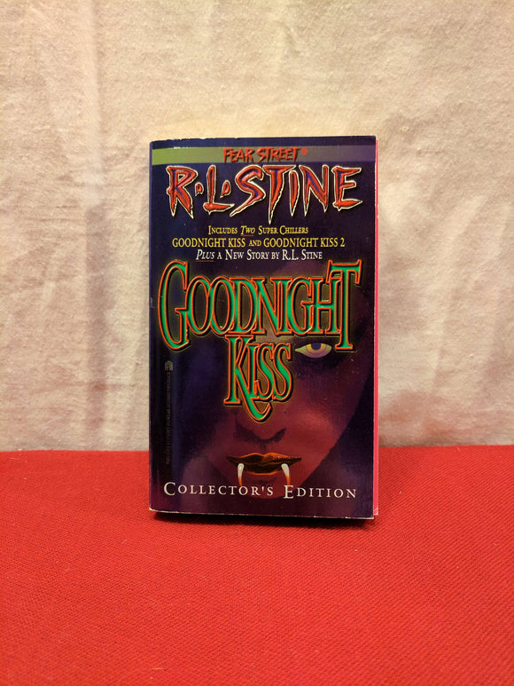 Fear Street: Goodnight Kiss (Collectors Edition)