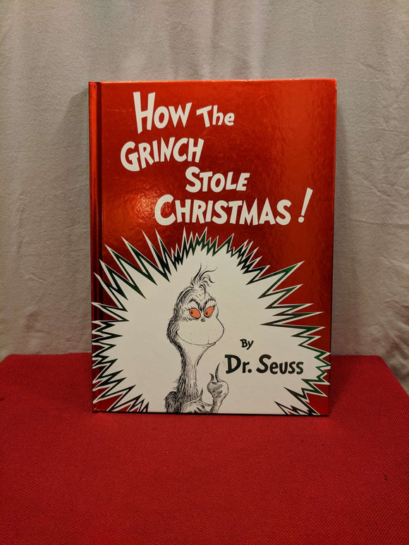 How the Grinch Stole Christmas (Full Size)
