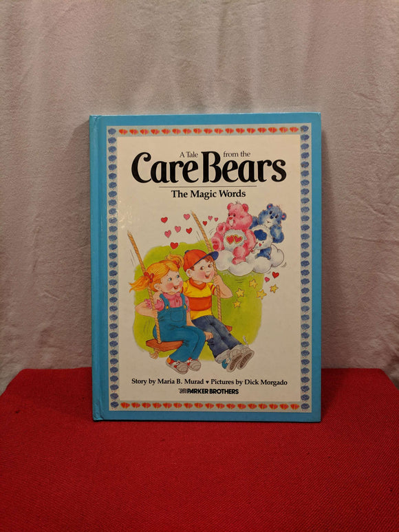 Care Bears: The Magic Words