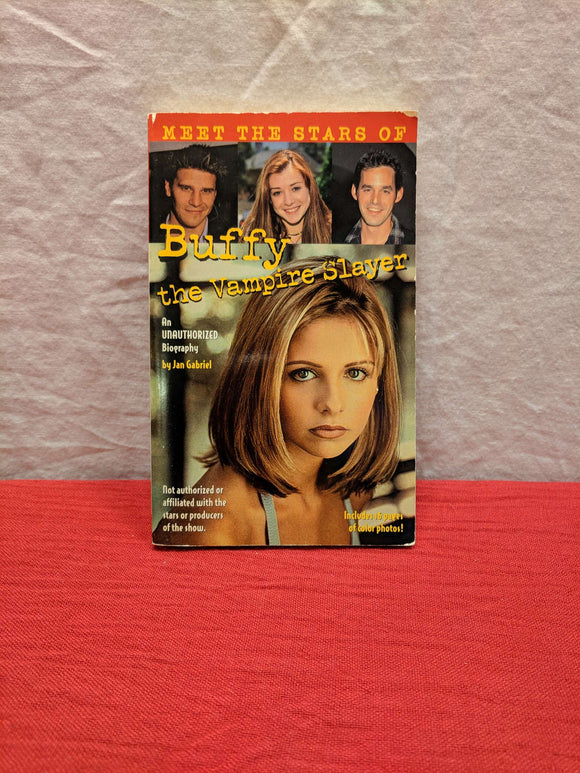 Buffy: The Unauthorized Biography