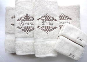Tips for Embroidering on Towels