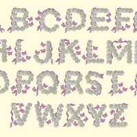 BX Fonts Embrilliance for Machine Embroidery Design EXQUISITE BUTTERFLY 3 Inch - IC1derful Designs