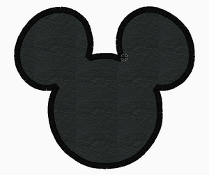 Mickey Mouse Embroidery Applique Designs - IC1derful Designs