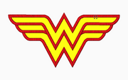 WONDER WOMAN Embroidery Applique Designs - IC1derful Designs