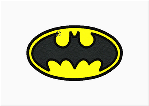 Batman Embroidery Applique Designs Download - IC1derful Designs