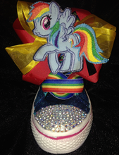 My Little Pony Embroidery Applique Designs - Rainbow Dash - IC1derful Designs