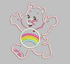 Care Bears Embroidery Applique Designs - CHEERS - IC1derful Designs