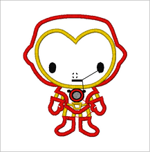 Marvel Kids IRONMAN Machine Embroidery Applique Designs - IC1derful Designs