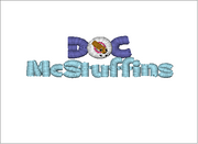 Doc McStuffins Logo Machine Embroidery Applique Designs - IC1derful Designs