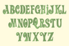 BX Fonts Embrilliance for Machine Embroidery Design ACTION  2 Inch - IC1derful Designs