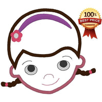 Doc McStuffins Machine Embroidery Applique Design - IC1derful Designs