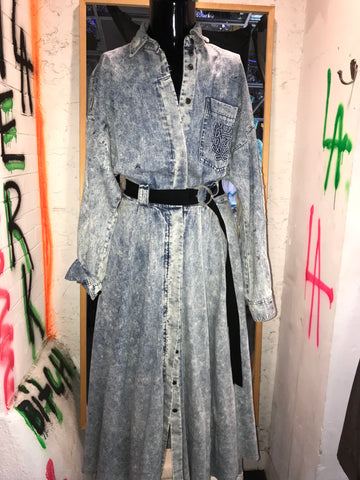 VINTAGE NIGHT STUDIO NYC COAT