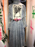 VINTAGE 80'S DENIM DRESS